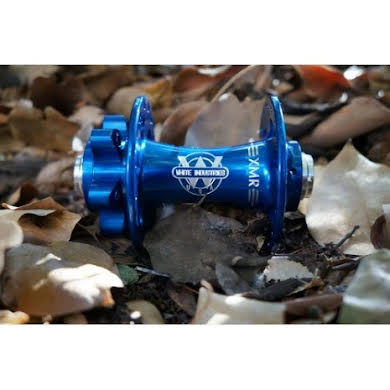 White Industries XMR Front Hub 12x100mm TA Anodized Colors