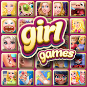 Pefino Girl Games Box