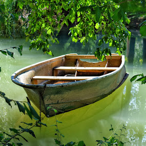 by Natalie Zvonar - Transportation Boats (  )