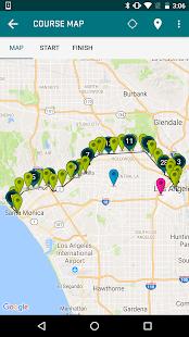 Los Angeles Marathon - náhled