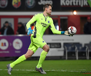 """Simon Mignolet ziet dat de tegenstanders met een andere ingesteldheid tegen Club Brugge spelen: """"We zullen daar een oplossing voor moeten vinden"""""""