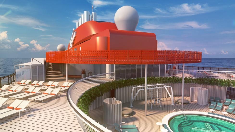Chiêm ngưỡng du thuyền lãng mạn hiện đại chỉ dành cho người lớn của tỷ phú Richard Branson: Không gian bắt mắt, dịch vụ hoàn hảo chưa từng có trên đời - Ảnh 2.