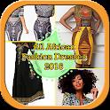 Все африканские Мода Платья icon