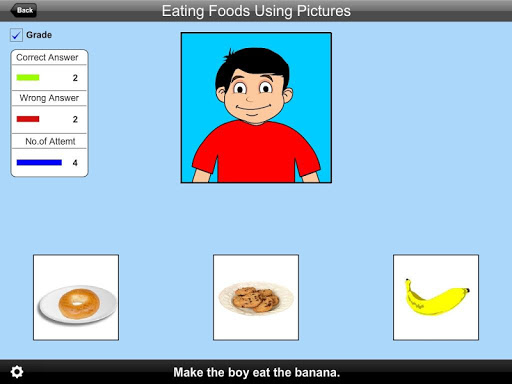 Eating Foods Using Pictures Lite Version Apk Download 5