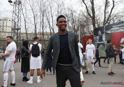 Samuel Eto'o évoque sa future carrière d'entraîneur
