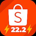 Shopee: Flash Sale Rẻ Vô Địch icon
