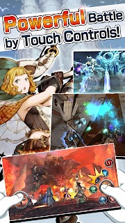 Online RPG AVABEL [Action] screenshot 01