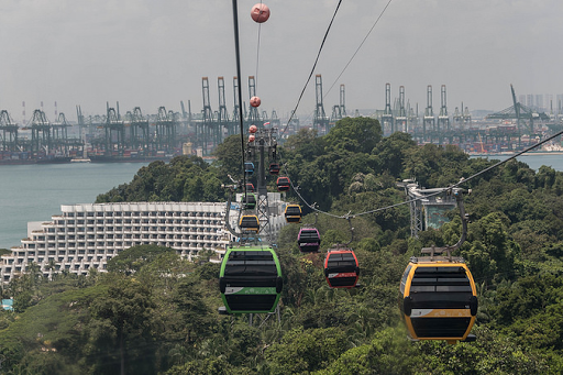 Attractions near Sentosa Island