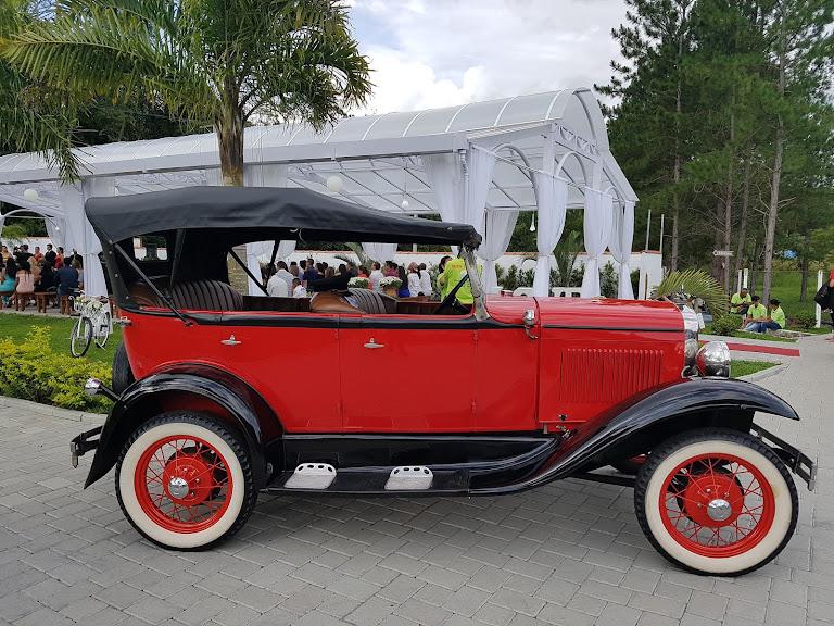 Ford 1929 Conversivel Hire São Paulo
