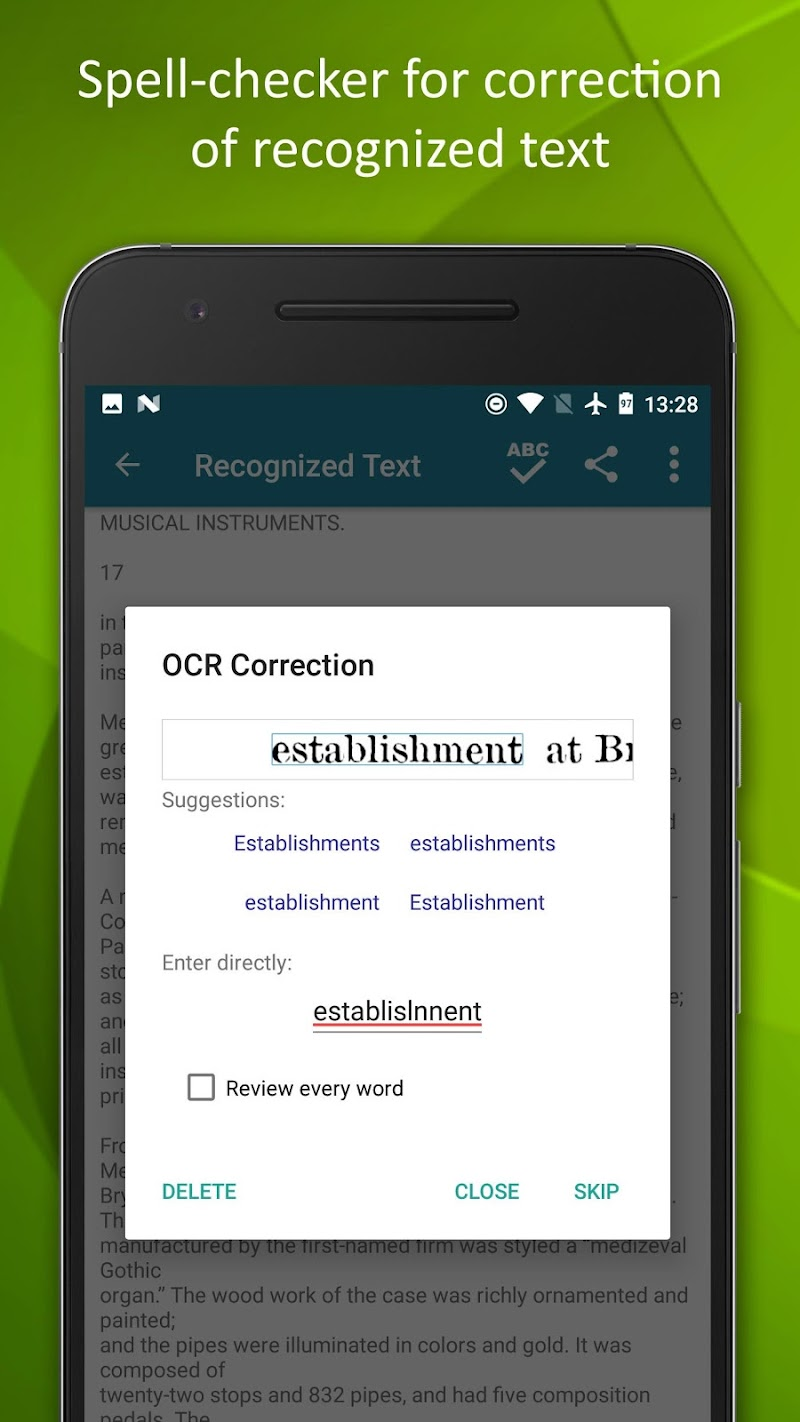 Smart Doc Scanner: Free PDF Scanner App Screenshot 4