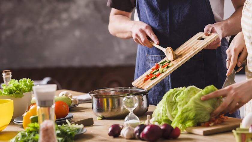 Los productos almerienses son los auténticos protagonistas de cada receta local.