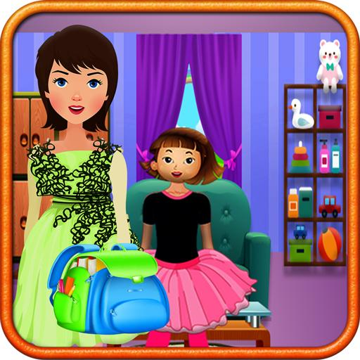 Mommy Busy Day Routine – Daily Task Simulator Game (game)