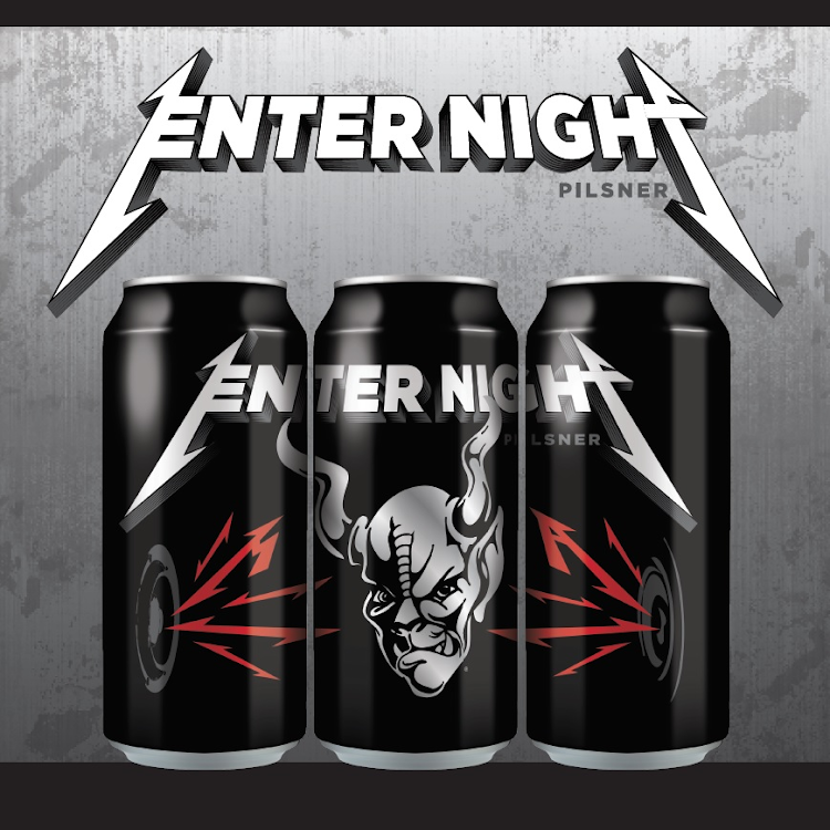 Logo of Arrogant Consortia Enter Night Pilsner