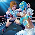 Women Wrestling Revolution Real Battle Girl Fight icon