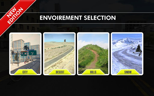 Bicycle Racing & Quad Stunts 1.3 screenshots 4