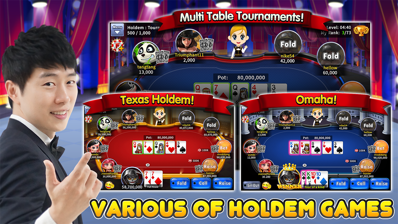 Fulpot Holdem Poker- screenshot