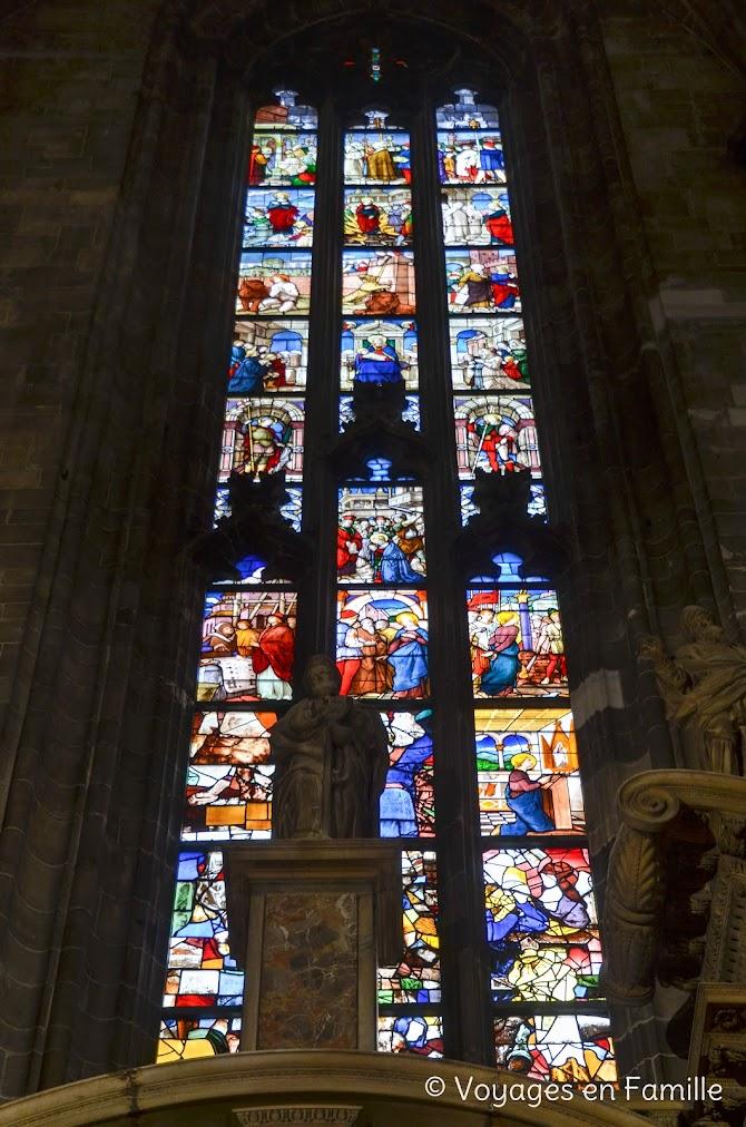 cathédrale Milan, Duomo