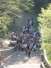 Photo: Via Crucis gruppi di Comunione e Liberazione Bologna ed Imola quaresima 2011