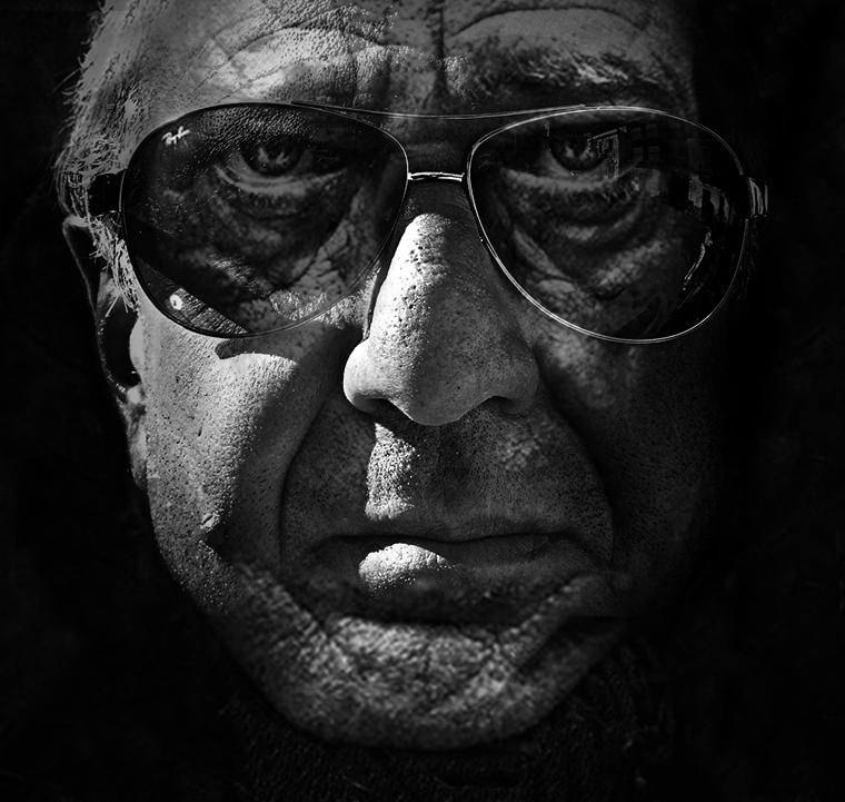L'uomo nell'ombra di Photo Art 71
