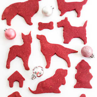 Christmas Cookies for Dogs.