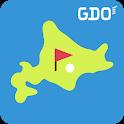 道民専用 GDOゴルフ場予約アプリ icon