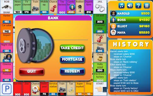 CrazyPoly – Business Dice Game App Latest Version  Download For Android 3