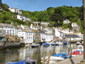 Photo: We fall in love with Polperro ...