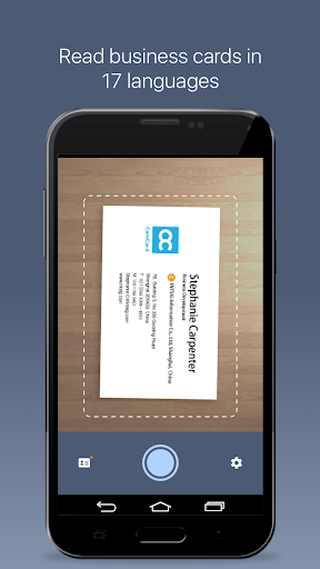 CamCard for Salesforce