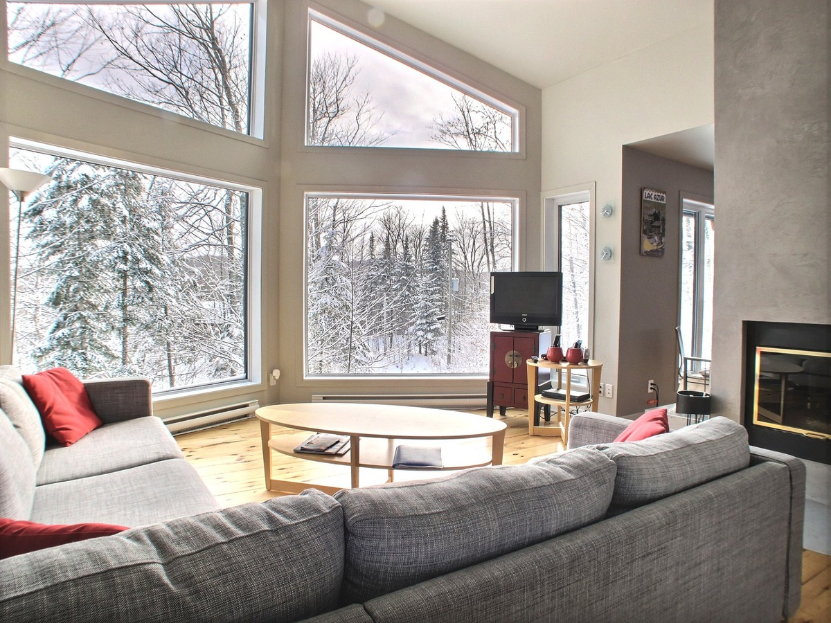 Cottages for rent for 10 people in Quebec #8