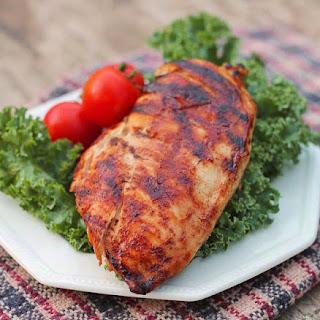 Mustard Chicken Marinade Recipe