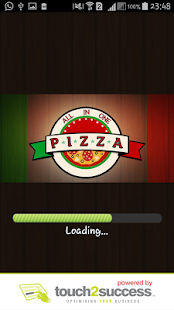 All In One Pizza- screenshot thumbnail