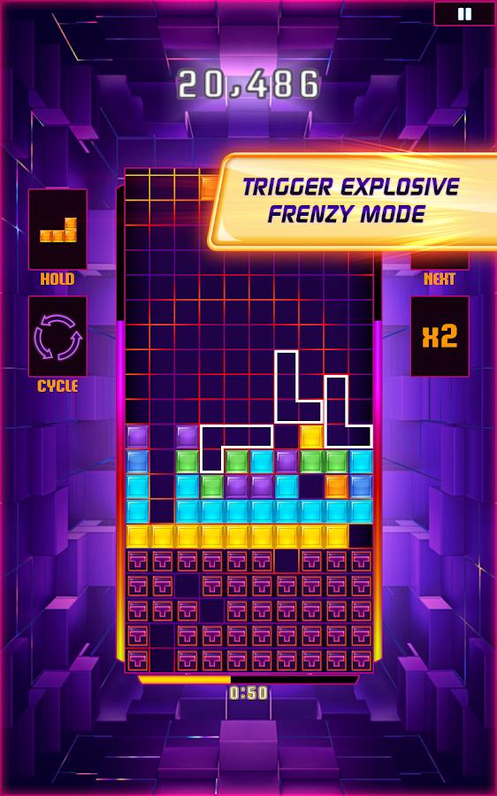 TETRIS® Blitz- screenshot