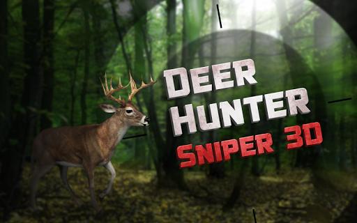 Deer Hunter Sniper 3D