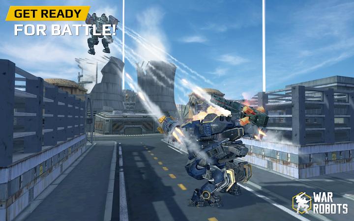 War Robots v3.0.1 (Mod)