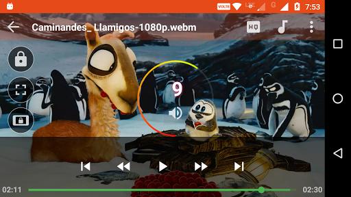 Video Player & Downloader 1.0 screenshots 3