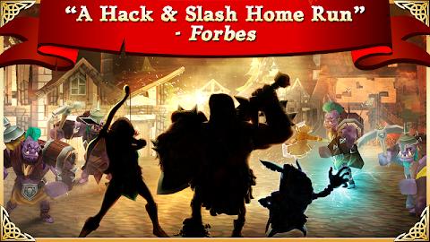 Arcane Legends Action RPG Screenshot 20