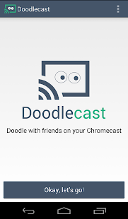 Doodlecast for Chromecast Screenshot