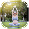 Pregnancy Yoga Exercises – Prenatal Yoga icon