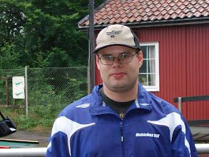 Photo: Ola Håkansson klubbmästare 2008