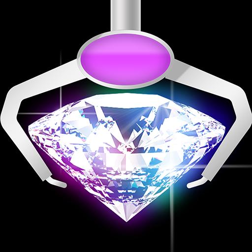 ダイヤモンドクレーン 【暇つぶし人気無料ゲーム】 (game)