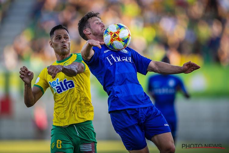 Préliminaires Europa League : Gand laisse filer la victoire en fin de rencontre