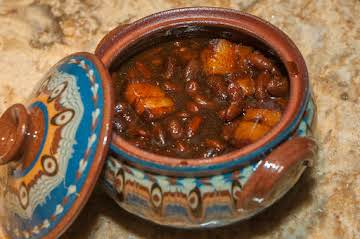 Cooking Under Pressure: Brilliant Baked Beans