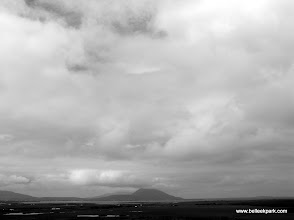 Photo: A view of Achill Island from Ballycroy National Park Visitor Centre