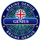 Millionaire English Genius - Free Quiz Puzzle icon