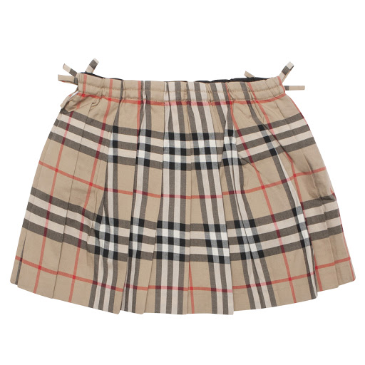 Thumbnail images of Burberry Pleated Skirt