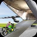Airplane Bike Transporter Plan icon