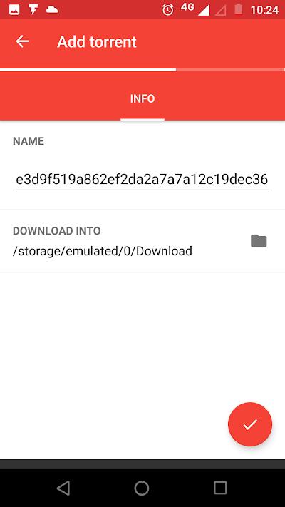 Turbo torrent (ad-free) torrent downloader apk latest version.