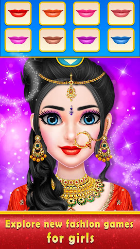 Indian Royal Wedding Doll Maker : Avatar Creator apktram screenshots 14