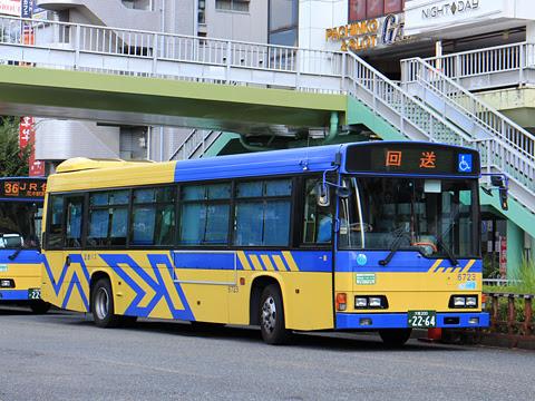 近鉄バス「八尾住道線」 6723