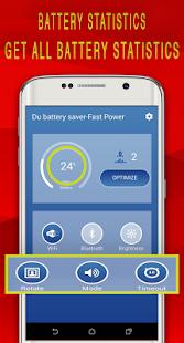 Du Battery Doctor - Fast Charger 2018 - náhled